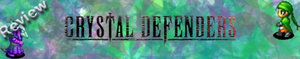 Crystal defenders banner
